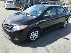 2013 Toyota Corolla CE COMES WITH 4 NEW WINTER TIRES