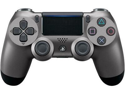 Sony DualShock 4 PS4 Wireless Controller- Steel Black