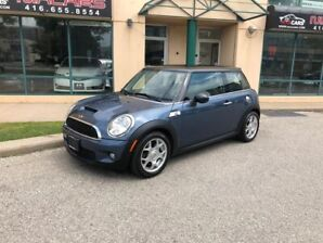 2009 Mini Cooper S**Full service history**2 Sets of Tires and Rims*