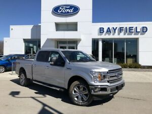 2019 Ford F-150 XLT 4X4|REMOTE START SYSTEM|FORDPASS CONNECT|...