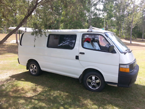 Toyota Hiace - very clean Noosa Heads Noosa Area Preview