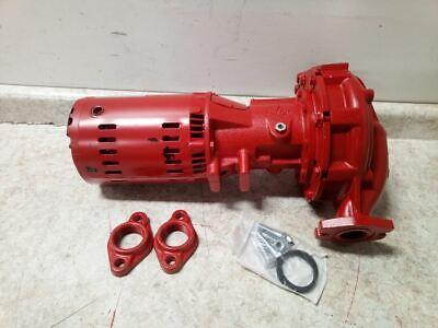 Armstrong Pumps H-64-3 34 Hp 1750 Rpm 208230460vac Hot Water Circulating Pump