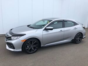 "2018 Honda Civic Hatchback Sport ""Demo""Sale Price"