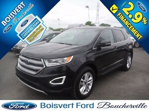 2015 Ford Edge SEL CUIR AWD