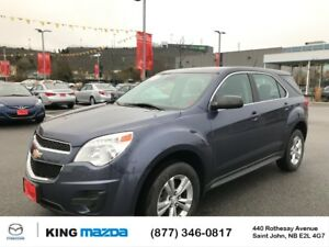 2013 Chevrolet Equinox LS LOW KMS..NEW BRAKES..ALL WHEEL DRIVE..