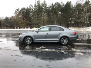 2014 VW JETTA HIGHLINE TDI FWD