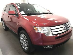 2008 Ford Edge Limited HEATED LEATHER, SUNROOF, BACK UP CAMERA