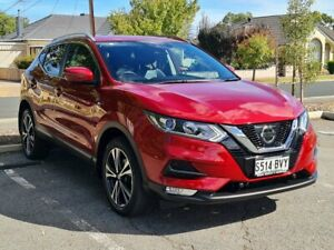 2018 Nissan Qashqai J11 Series 2 ST-L X-tronic Red 1 Speed Constant Variable Wagon Prospect Prospect Area Preview