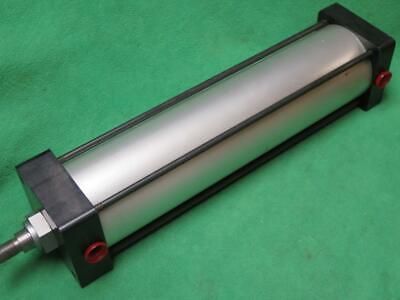 Mead Fluid Dyna Hd1-400x15-fb Pneumatic Air Cylinder 4 Bore 1 Piston 15