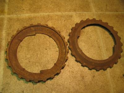 2 John Deere B16237b Corn Planter Plates 494 694 24b 25b 71 Cast Iron