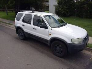 2002 Ford Escape Wagon 4x4 REGISTED UNTIL JUNE 17 Selling cheap Beaudesert Ipswich South Preview