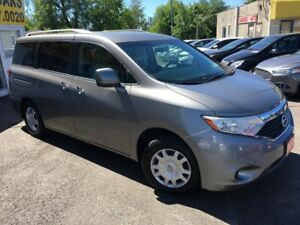 2011 Nissan Quest S/DVD/CAPTAIN SEATS/PUSHSTART/LOADED