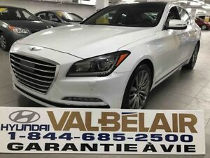 2015 Hyundai Genesis sedan ULTIMATE AWD 5.0L V8 WOW !!! BAS KILO