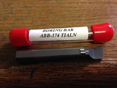 New 5//16 Solid Carbide Boring Bar ABB-2301500 TiAlN .230 Minimum Bore
