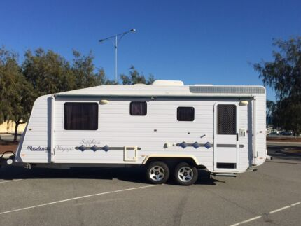 Immaculate Roadstar Sapphire with all the extras Mindarie Wanneroo Area Preview