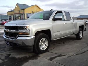 2018 Chevrolet Silverado 1500 LT DoubleCab 4X4 5.3L 6ft Box Back
