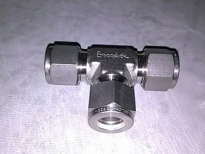 Swagelok tee SS-810-3 , 1/2 tee  , several availiable