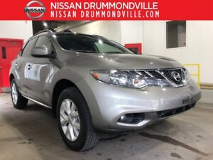 2011 Nissan Murano S AWD- V6- BAS MILLAGE- DÉMARREUR!