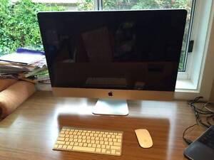 iMac 27inch intel core i5  2.7G/ 1TB / 8G RAM / Radeon HD6770M Mount Gambier Grant Area Preview