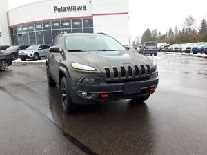 2015 Jeep Cherokee Trailhawk V6