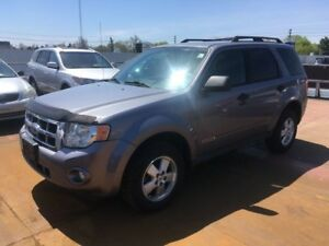 2008 Ford Escape XLT XLT - VEHICLE SOLD AS-IS! INQUIRE TODAY!