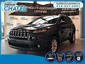 2016 Jeep Cherokee NORTH - V6 - 4X4 - CAMÉRA
