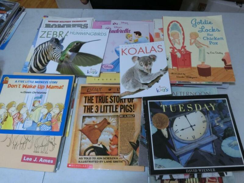 Huge Lot 78  K 1st  2nd 3rd  Grade AR Picture Books TEACHER LIBRARY