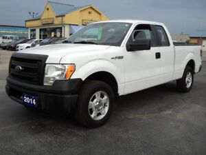 2014 Ford F-150 XL SuperCab 3.7L 6ftBox