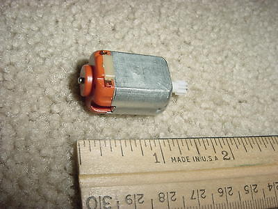 Small Dc Electric Motor Johnson 3 - 6 Vdc 6625 Rpm M13