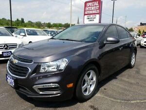2015 Chevrolet Cruze 2LT ACCIDENT FREE !!  NAVIAGTION !!
