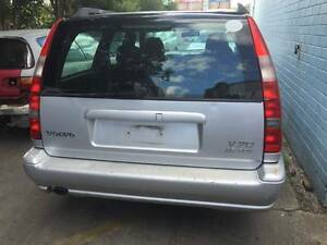 Wrecking Volvo V70 0499 near Sydney CBD Gladesville Ryde Area Preview