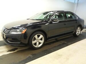 2012 Volkswagen Passat 2.5L Auto Comfortline-LUXURY-LEATHER-SUNR