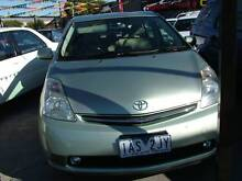 2005 Toyota Prius Hatchback Coburg North Moreland Area Preview