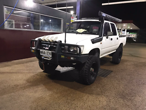 Toyota Hilux LN106 4x4 Whyalla Whyalla Area Preview