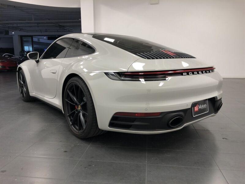 Image 8 Coche Americano usado Porsche 911 2020