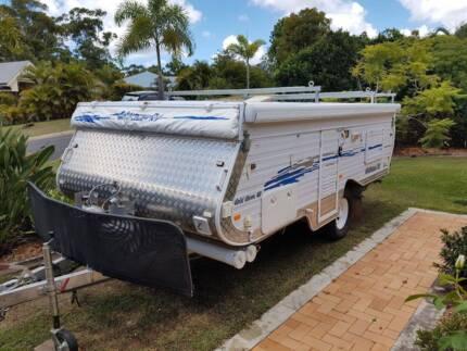 QUALITY PLUS - Goldstream Crown 4B - Offroad Caravan
