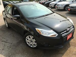 2013 Ford Focus SE/AUTO/LOADED/BLUETOOTH/DRIVES LIKE NEW