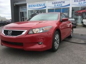 2009 Honda Accord Cpe **RESERVE**, EX, TOIT OUVRANT, MAGS