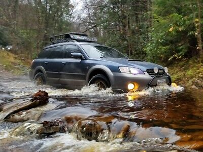 2005 Subaru Outback XT Limited Lifted and Tuned-only 40k on engine and turbo TONS OF EXTRAS