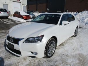 2015 Lexus GS 350 AWD~NAV.~LEATHER~ALL POWER OPTIONS~BSM~