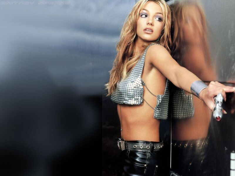 Britney Spears Unsigned 8x10 Photo (97)