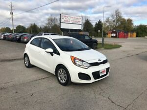 2014 Kia Rio LX+ ECO *CERTIFIED* ON SALE NOW!!!