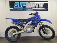 Yamaha YZF450 2022