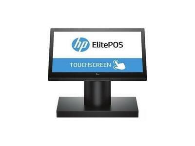 Hp Elitepos G1 141 Pos Kiosk 14 Touch Display Celeron 3965u 4gb 256gb Ssd W10