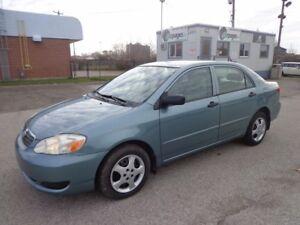2005 Toyota Corolla CE CERTIFIED