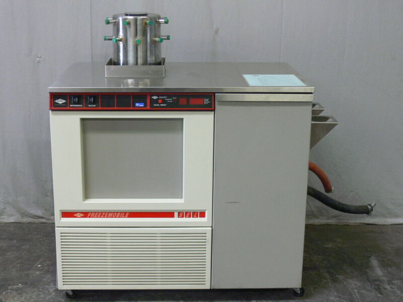 Virtis Freezemobile 5EL 285940 Freeze Dryer w/ Sentry Microprocessor