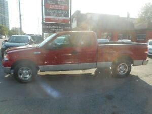 2005 Ford F-150 XLT SUPER SUPER MINT SHOWROOM CONDITION LOW KM!!