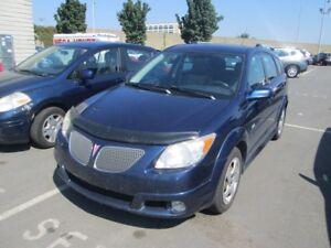 2007 Pontiac Vibe *HATCHBACK*AUTOM*A/C*JAMAIS ACCIDENTE*TOIT*