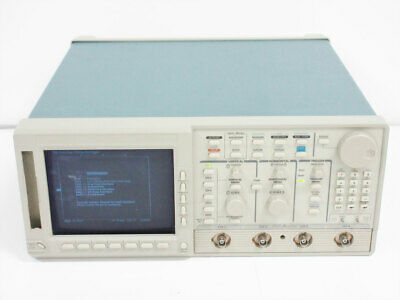 Tektronix Tds540 Four Channel 500 Mhz Digital Oscilloscope Tds 540