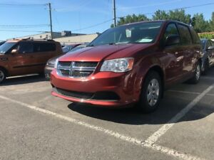 2012 Dodge Grand Caravan SE 7 PLACES ***JAMAIS ACCIDENTE***113,0